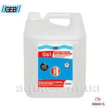 Жидкость для удаления накипи GEB G61 (10 л.) с помощью насоса (Франция)