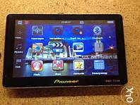 GPS навигатор Pioneer 7108 DVR + видеорегистратор