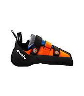 Скальные туфли Evolv Shaman (10146) - black/orange/blue