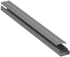 Лоток неперфорированный СКаТ Standard 100х35 мм