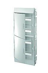 Mistral41F шкаф встроенный, 48 (4х12) модулей, непрозрачная дверь