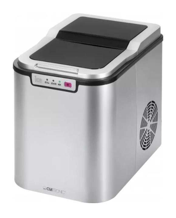 Ледогенератор Clatronic EWB 3526 аппарат для производства льда