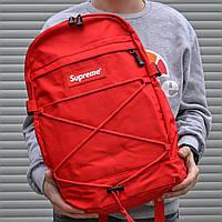 Рюкзак Supreme Красный 25л Реплика отличного качества, фото 1