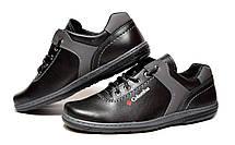 Кроссовки мужские чорні 45 Розмір, фото 3