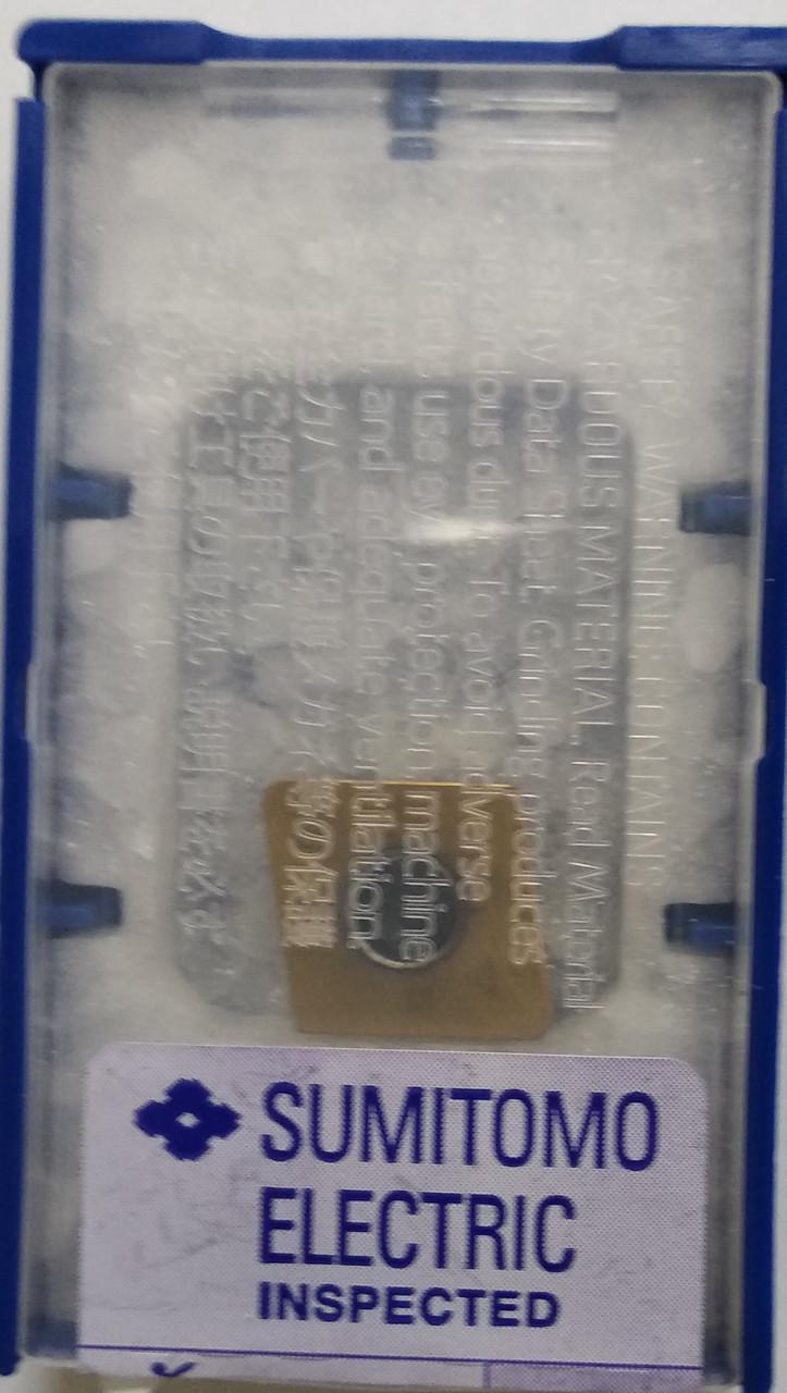 CNGA120412 Эльбор  (Кубический нитрид бора) Твердосплавная пластина для токарного резца Sumitomo