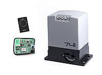 FAAC 741 KIT — автоматика для откатных ворот (створка до 900 кг)
