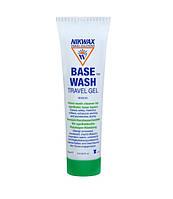 Средство для стирки синтетики Nikwax Base Wash Travel Gel 100ml (2083) - nikwax green