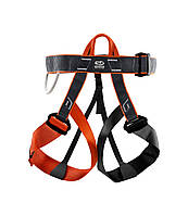 Страховочная беседка Climbing Technology Discovery orange/grey ( 7H139 )