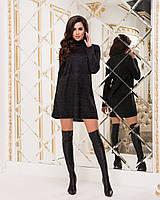 Плаття-туніка чорного кольору