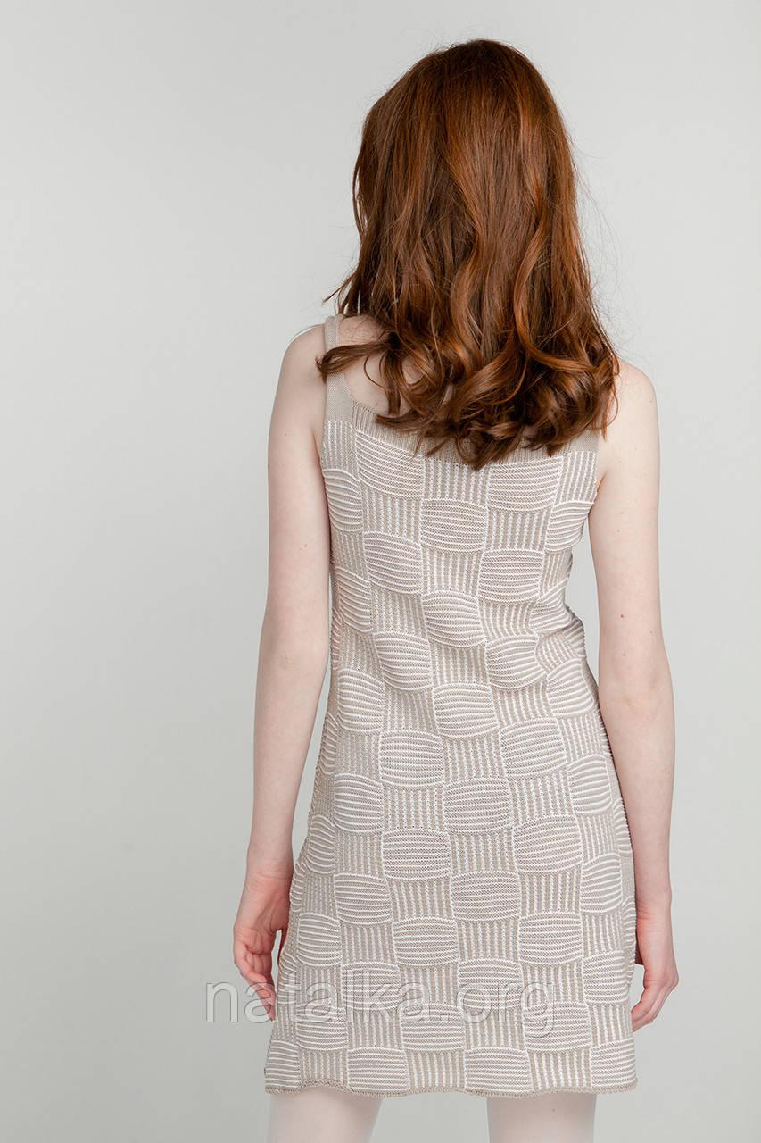 55273581ae85c35 Платье летнее вязаное Мишель хлопок , цена 400 грн., купить в Харькове —  Prom.ua (ID#502330177)