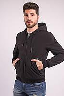 Ветровка куртка мужская черная Avecs AV-70233 Black Размеры M L 2XL