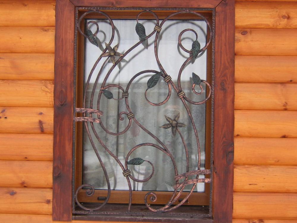 Решетка кованая, фото 1