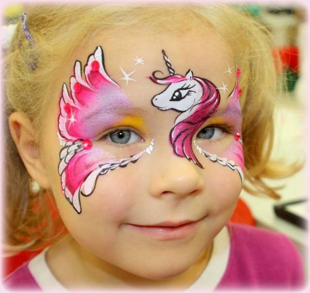 Аквагрим,рисунки на лице,аквагрим на детский праздник,Аниматоры киев