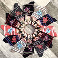 Носки женские демисезонные х/б Дукат, ассорти, 36-40 размер, 207