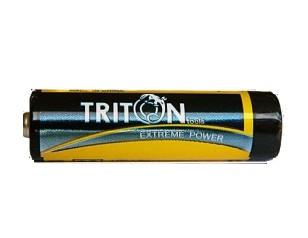 Батарейка Triton 1.5V R6, AA солевая