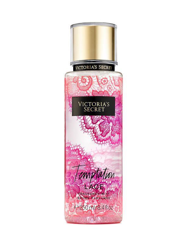 Парфюмированный спрей для тела Victoria's Secret Temptation Lace Mist