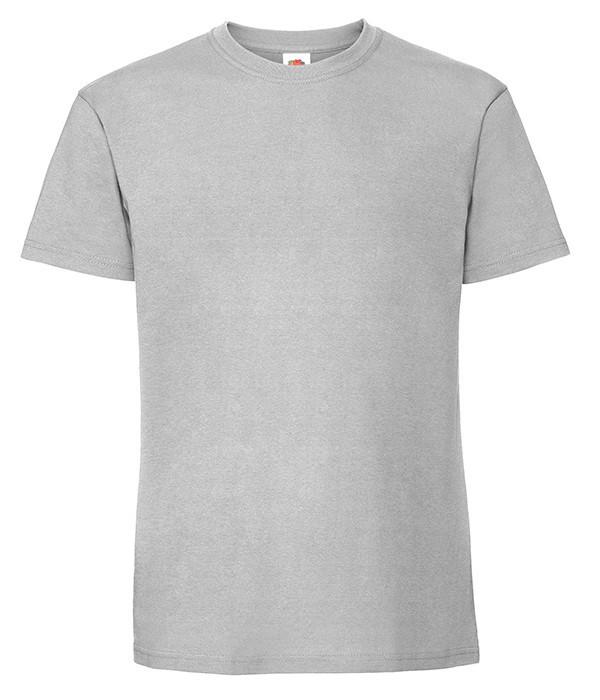 Мужская футболка плотная из хлопка L, XW Металлик