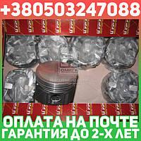 ⭐⭐⭐⭐⭐ Поршень цилиндра ПАЗ двигатель 523 (Р2) D=93,0 мм ( 8 штук ) пр-во Украина