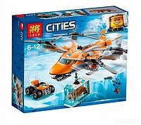 Конструктор LELE City Арктический вертолет 28023 (Аналог Lego City) 296 дет., фото 1