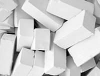 Кирпич силикатный белый облицовочный 65*120*250, фото 1