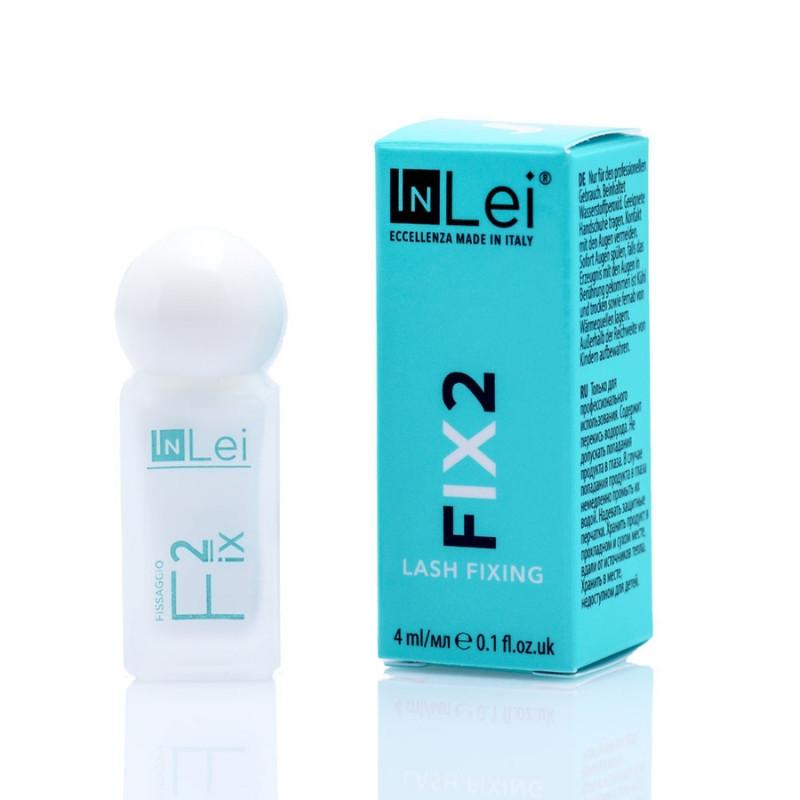Фіксує склад In Lei Fix2 4 мл для ламінування вій і брів