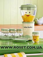 Блендер Baby Bullet для приготовления и хранения детского питания!