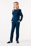 Школьные брюки для девочки ТМ Смил, размер 134