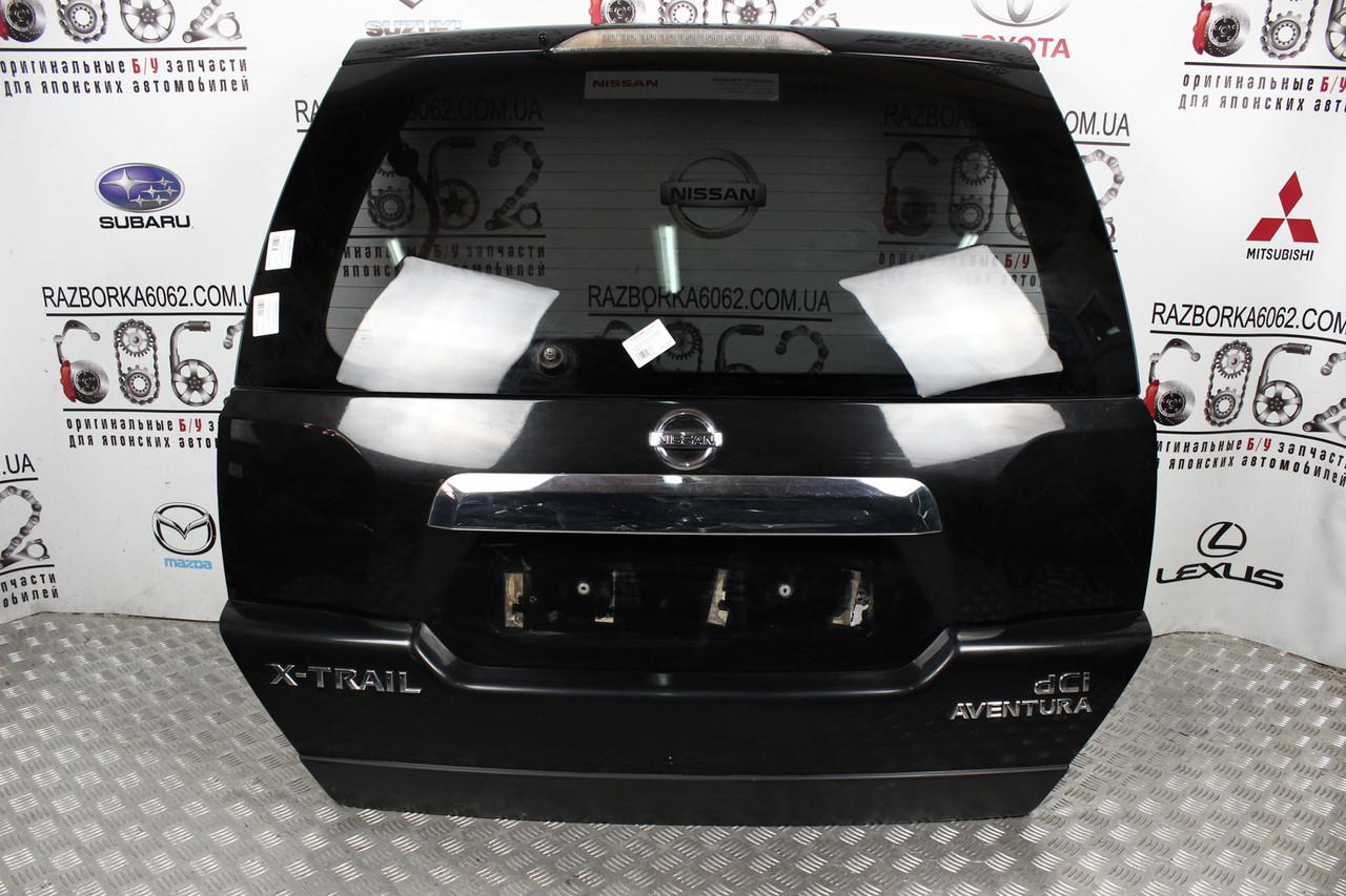Крышка багажника Nissan X-Trail (T31) 07-12 (Ниссан Х Трейл)  K010MJG4EA