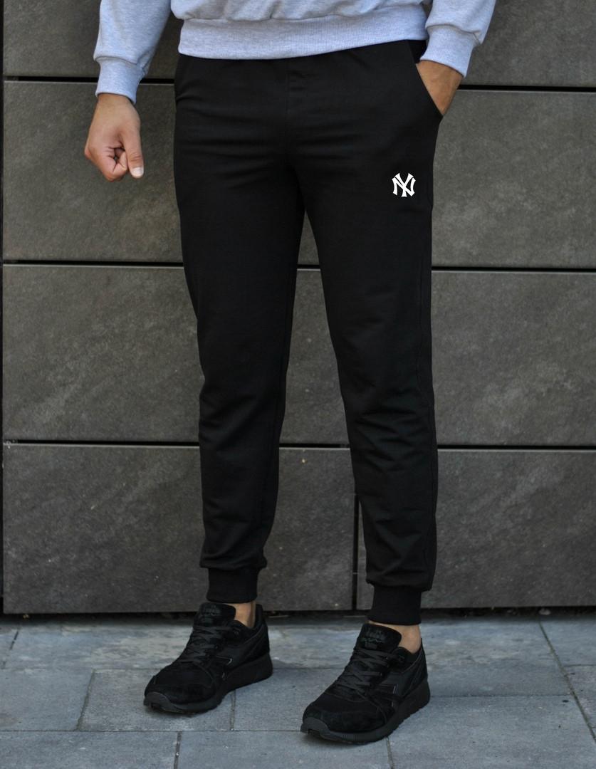 364fcee2 Мужские спортивные штаны зауженные черные весна/осень: продажа, цена ...