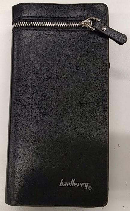 Кошелек мужской, портмоне Baellerry S618 357 BLACK 3571