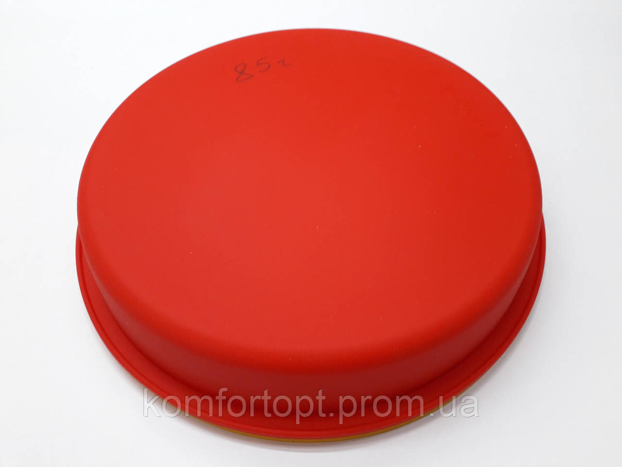 """Форма силиконовая для выпечки  """"Пирог"""" 22см"""