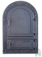 Печные дверцы Н1510 (485x325), фото 1