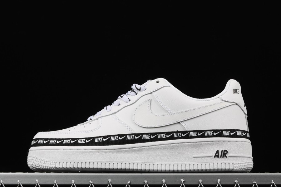 "Кроссовки Nike Air Force 1 Low Ribbon ""Белые"""