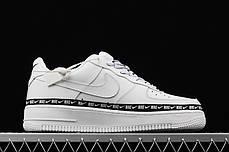 "Кроссовки Nike Air Force 1 Low Ribbon ""Белые"", фото 2"