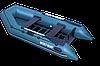 Моторная лодка со сланевым днищем Neptun N290LS
