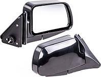 Автомобильные зеркала боковые ЗБ 3293-07 на ВАЗ 2107/ 2104/ 2105 черные (2 шт.)