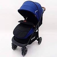 Дитяча прогулянкова коляска MACAN T619F Blue, фото 1
