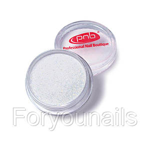 Color Acrylic Powder PNB 02 Silver Glitter, 2g