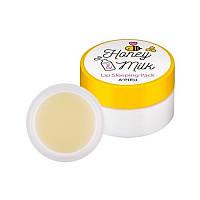 Молочно-медовая ночная маска для губ A'pieu Honey & Milk Lip Sleeping Pack