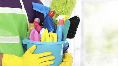 Все для прибирання будинку