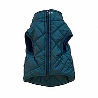 Куртка-пуховик для собак Noble Pet Scotty XS Зеленая S4104 XS, КОД: 218723