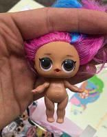 Кукла Lol hair goals с реальными волосами