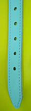 Кожаный ошейник для собак Весна 2.5, фото 3