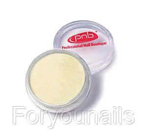 Color Acrylic Powder PNB 03 Gold Glitter, 2g