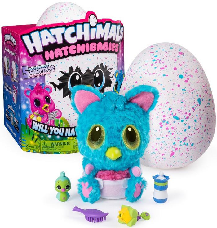 Интерактивные малыши в яйце Хетчималс Чубастик Hatchimals New Fall HatchiBabies Cheetree