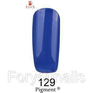 Гель-лак F.O.X. №129 6 ml