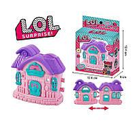 Кукольный домик ЛОЛ