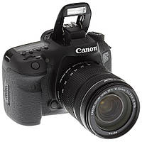 Зеркальный фотоаппарат Canon EOS 7D Mark II kit (EF-S 18-135mm) EF-S IS