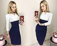 "Стильное платье мини "" Классика "" Angelo Style, фото 1"