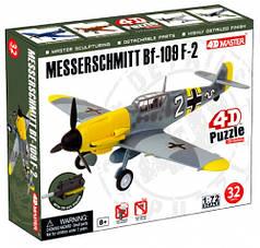 Модель истребителя Messeschmitt BF-109 F-2 , 1:72, 4D Master